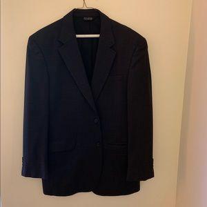 Jos A. Bank Black Suit